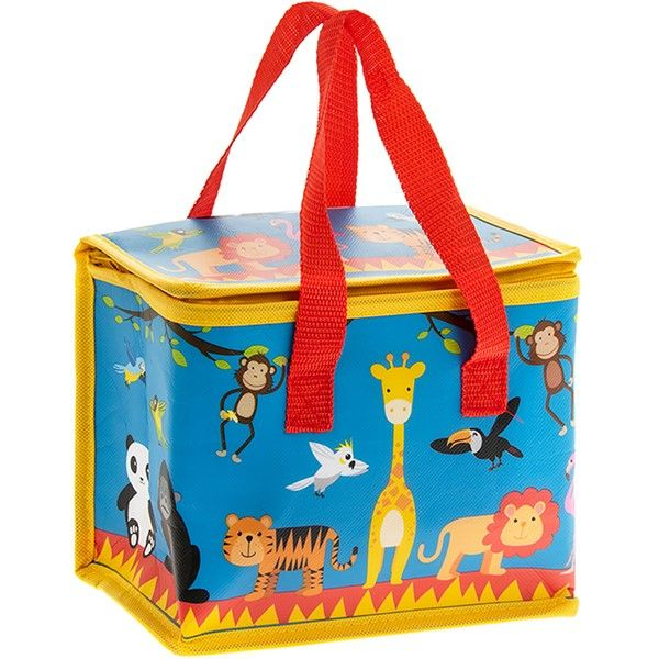 Zoo Animals Lunch / Cooler Bag